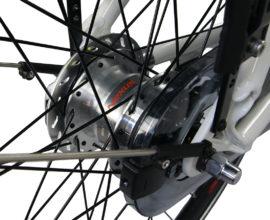 Dérailleur interne Nexus 7 Shimano pour nos vélos de ville électriques