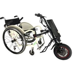 roue électrique fauteuil roulant