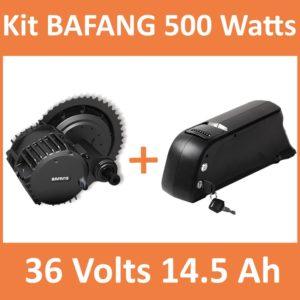 vélo bafang 500 watts