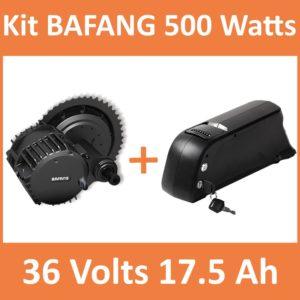 velo bafang 500 watts